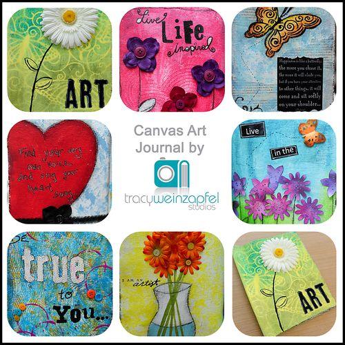 Canvas_Art_Journal
